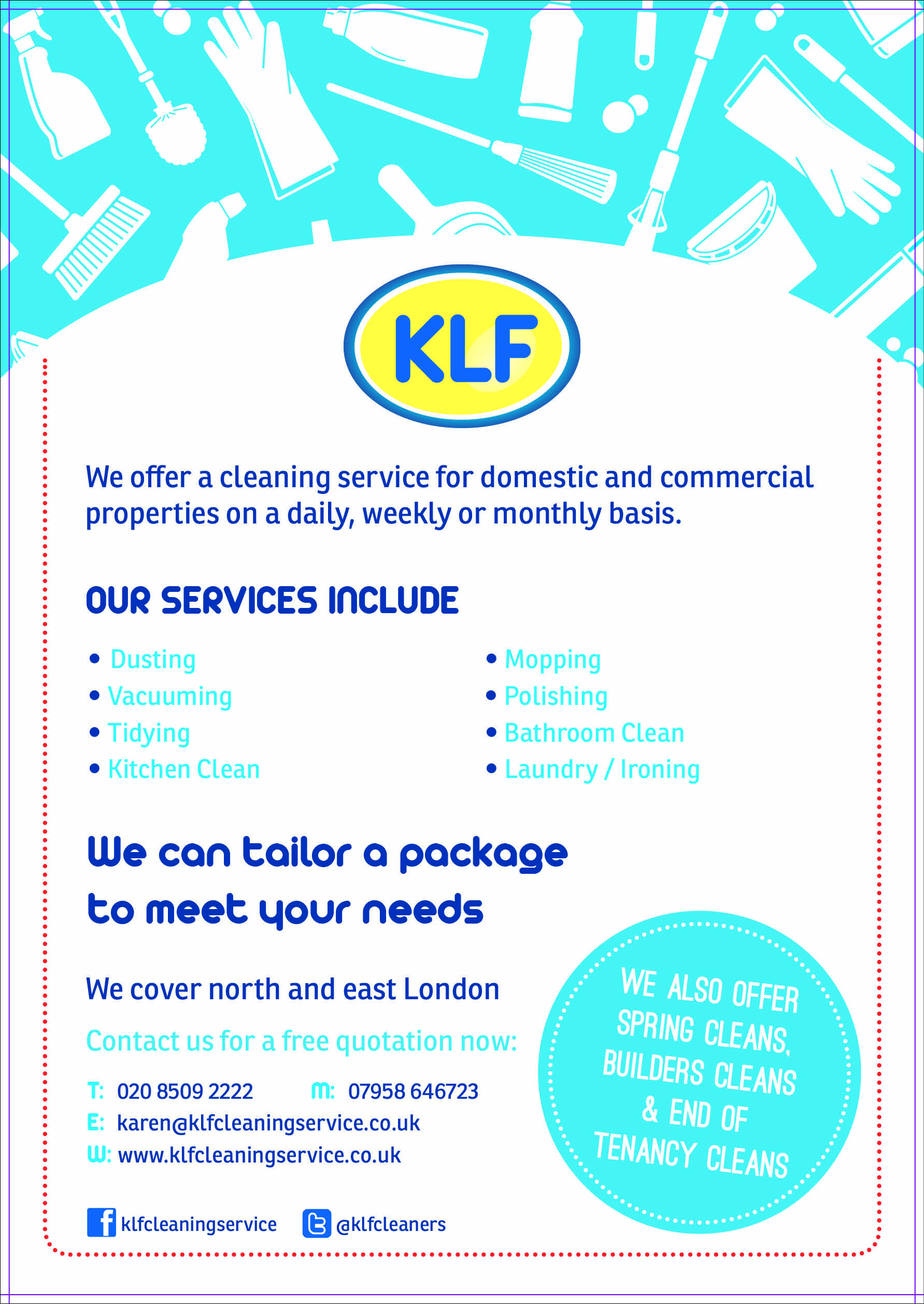 Klf Cleaning Service